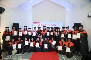 Digitfication Graduation