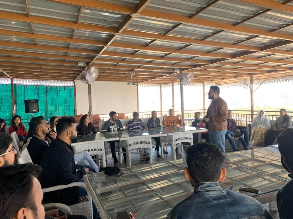 Devendra Saini SEO Meetup Digification